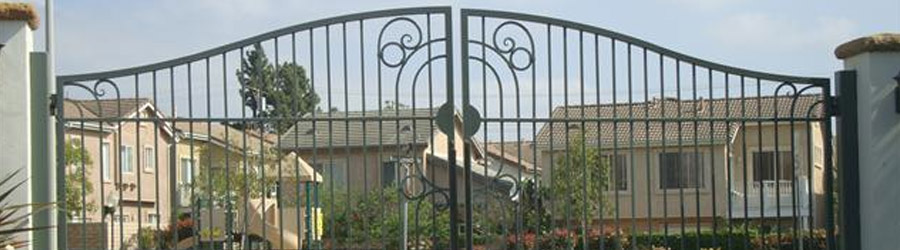 Automatic/Electric Iron Gates