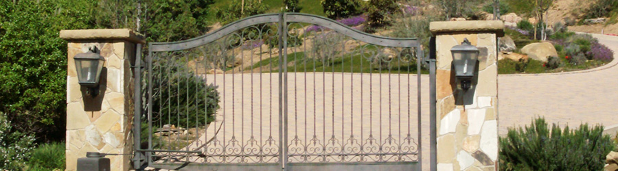 Ornamental Automatic Gates